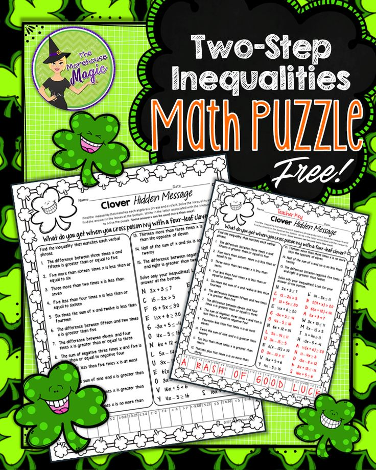 109 Best Inequalities Images On Pinterest Math Middle School High