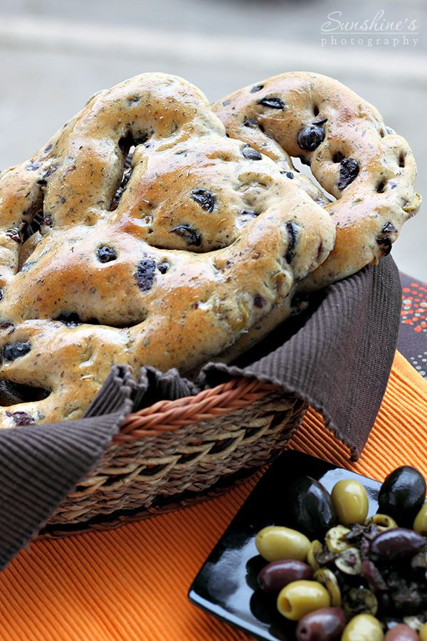 fougasse-with-olives-and-herbes-de-provence