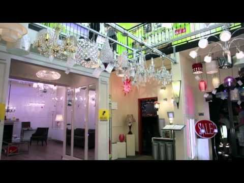 Fantasy Lights Showroom
