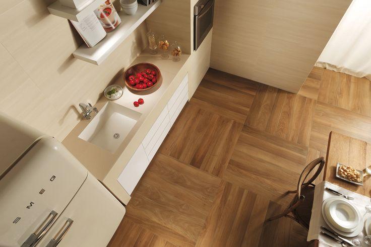 17 migliori idee su colori del pavimento in legno su pinterest pavimentare in legno pareti - Piastrelle color legno ...