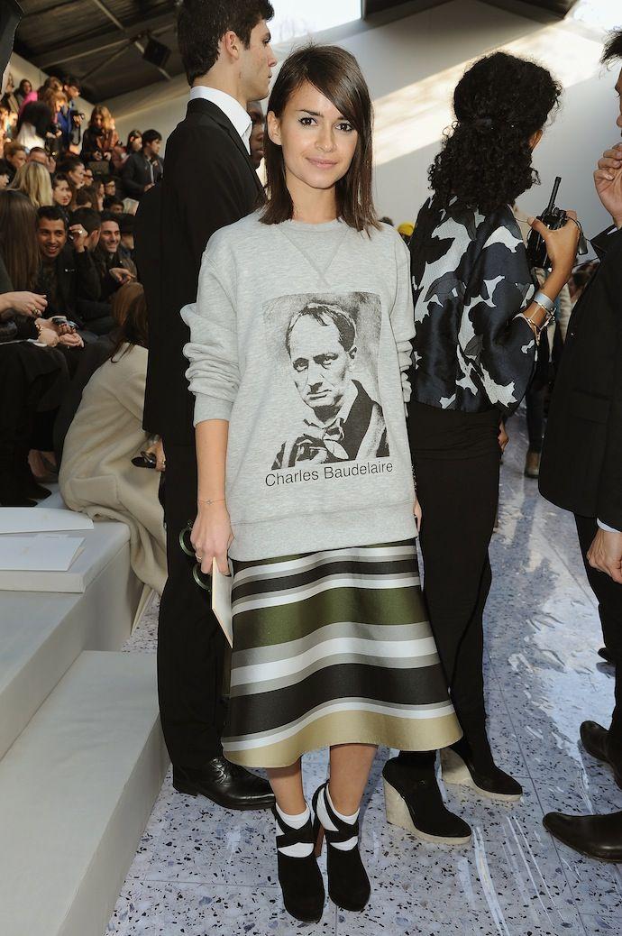 Неделя моды в Париже: гости показа Chloé и Givenchy, Buro 24/7