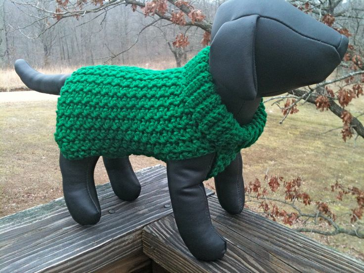 11 Best Crochet Dog Coat Images On Pinterest Crochet Dog Clothes