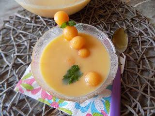 Családi kondér: Fűszeres sárgadinnye krémleves