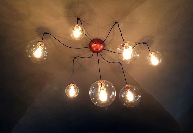 PAJĄK   lamp