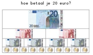 Juf Inger: hoe betaal je 20 euro?