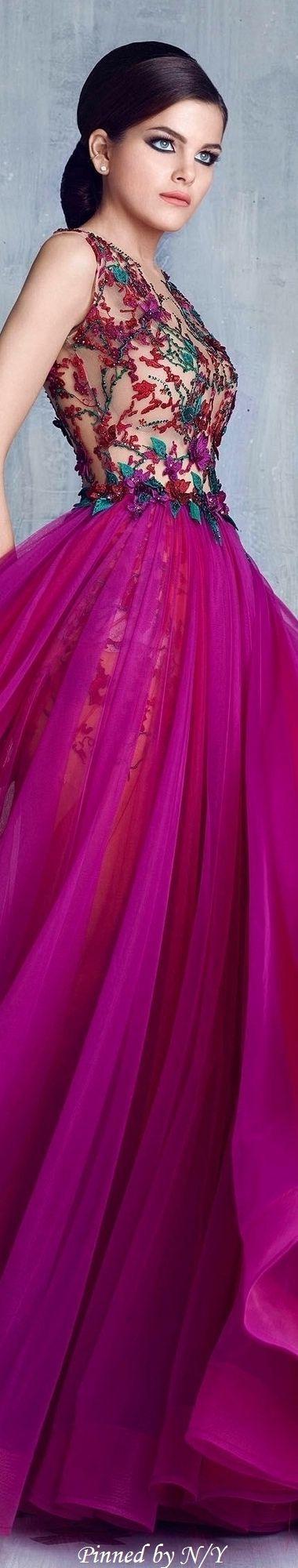 Tony Chaaya Couture S/S 2016 jαɢlαdy