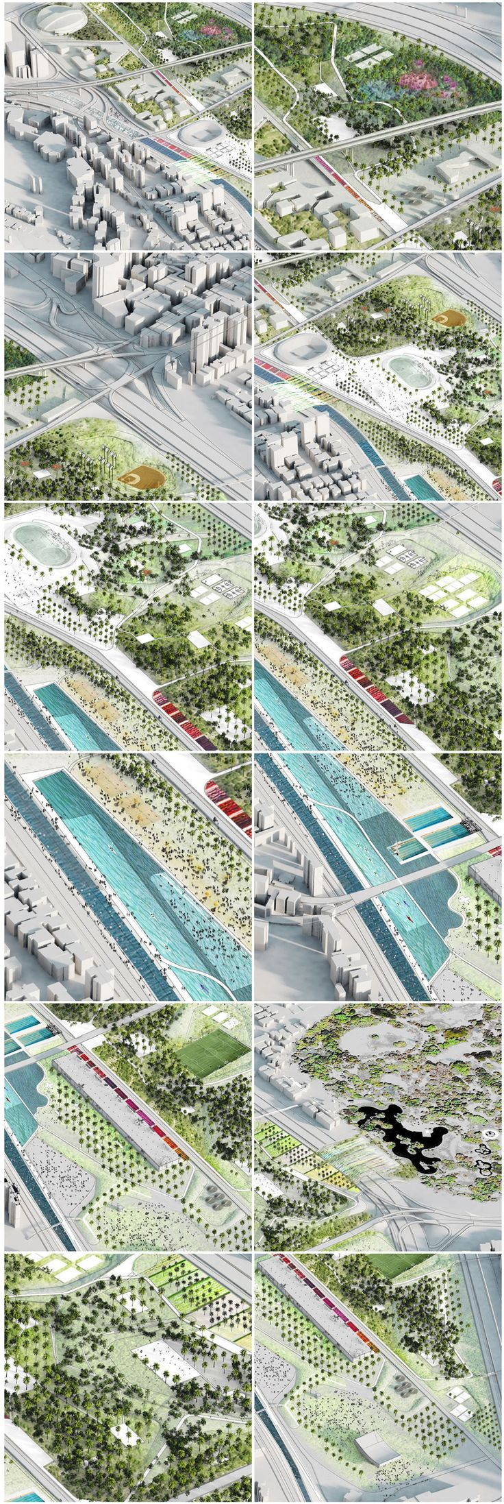 1000 Images About Urban Design Rendering On Pinterest