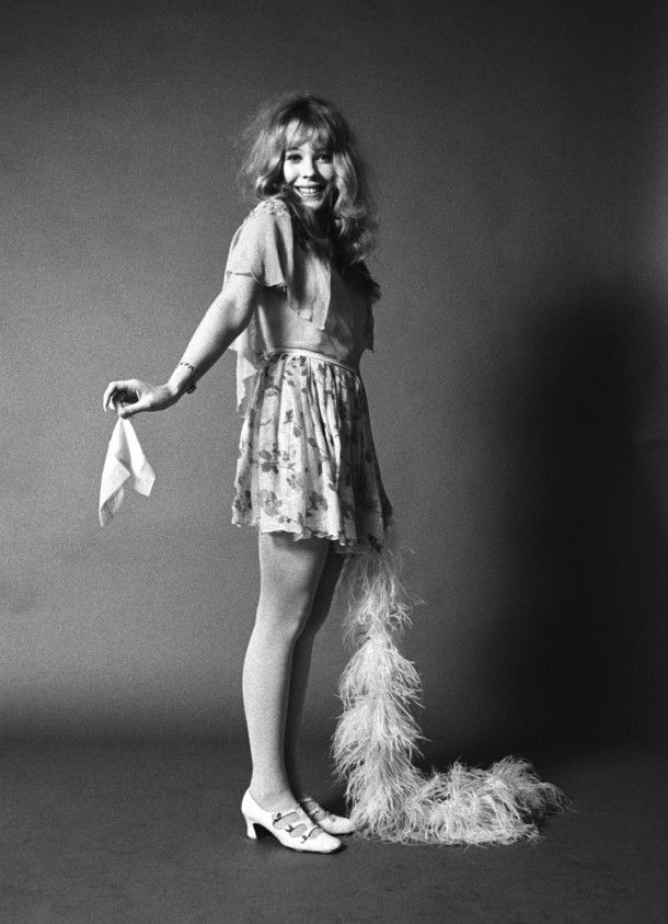 "Pamela des Barres, 1968 © Baron Wolman  ""Groupies and Other Girls"" - Rolling Stone"