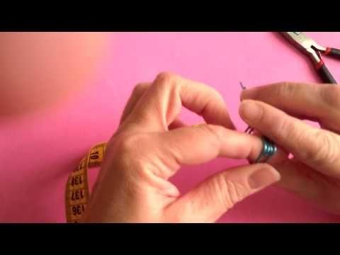 1ª parte. Tutorial para hacer gafas cuadradas para Fofuchas. - YouTube