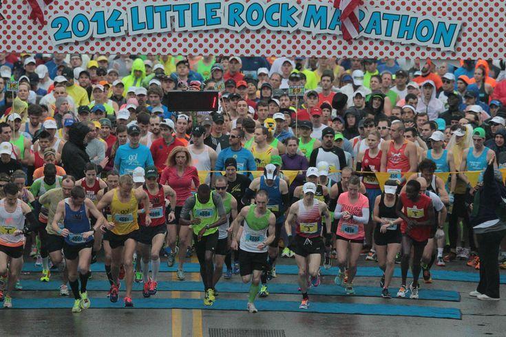 15 Beginner-Friendly Marathons in the U.S.: Little Rock Marathon