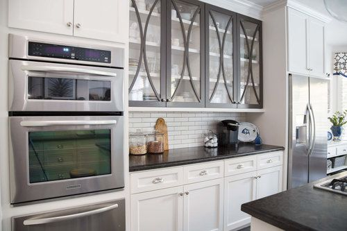 design kitchen backsplash 25 best ideas about cabinets on kitchen 3173