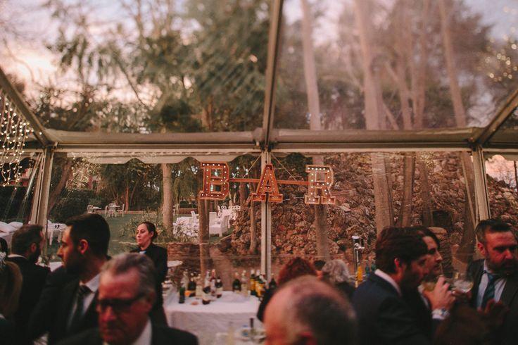 Bar - Araventum - Decoracion de boda - inspiracion - Las bodas de Araventum - temática caza inglesa - estilo ingles - villa delia - valencia