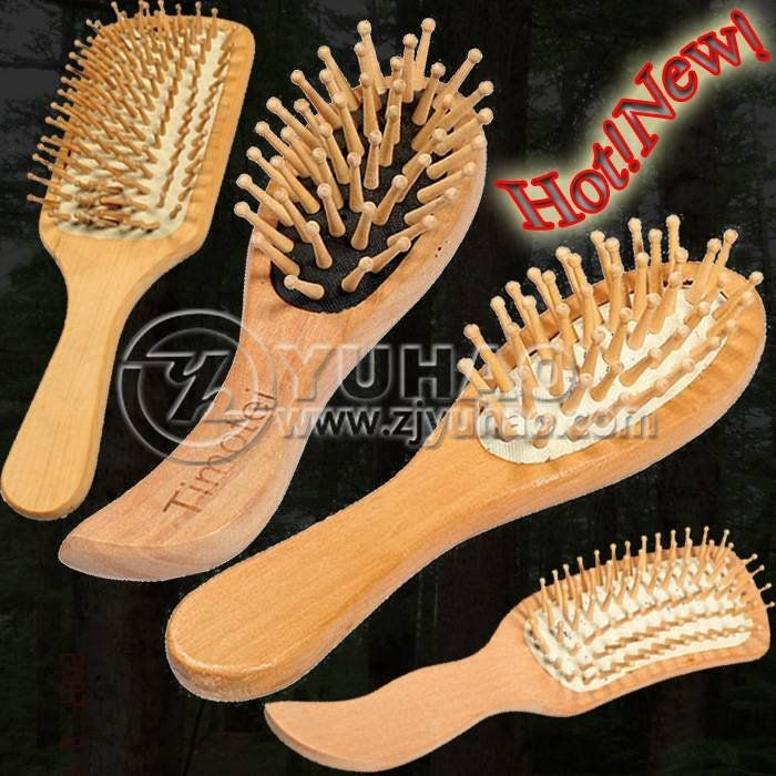 I really want a wooden hair brush