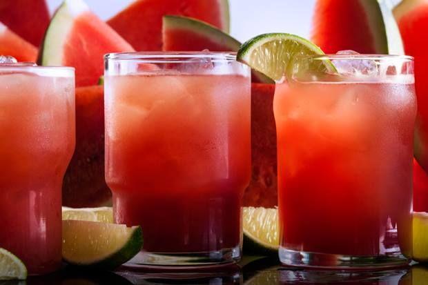 Watermelon Soju | Alcoholic Drinks | Pinterest
