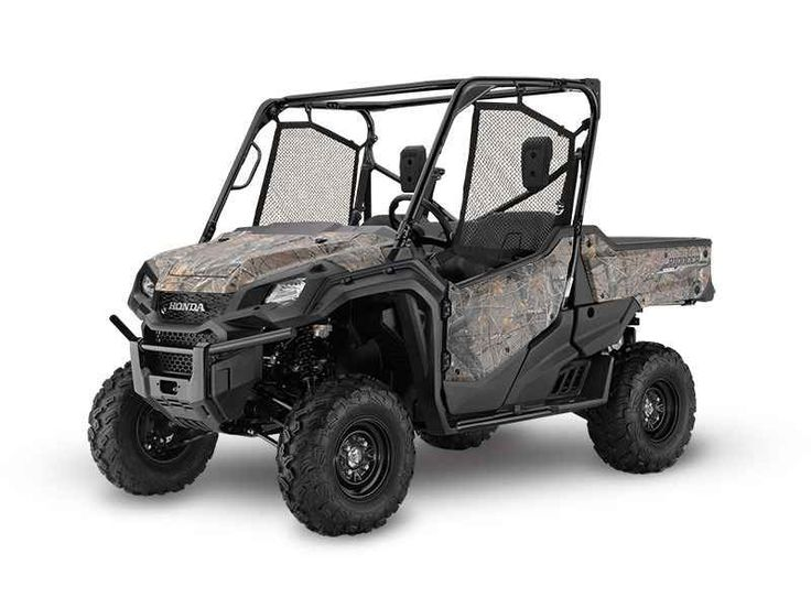 New 2016 Honda Pioneer 1000 EPS ATVs For Sale in Georgia. 2016 Honda Pioneer 1000 EPS, 2016 Honda® Pioneer® 1000 EPS Not Just Bigger: Better. The outdoors is meant to be explored. The highest hills, the deepest canyons, and the farthest reaches of the forests all lie in wait. And now, we bring you an entirely new vehicle that can get you there. The all-new Pioneer® 1000 is the world s preeminent side-by-side, both in the Honda® lineup, and the industry. Built around a class-leading 999cc…