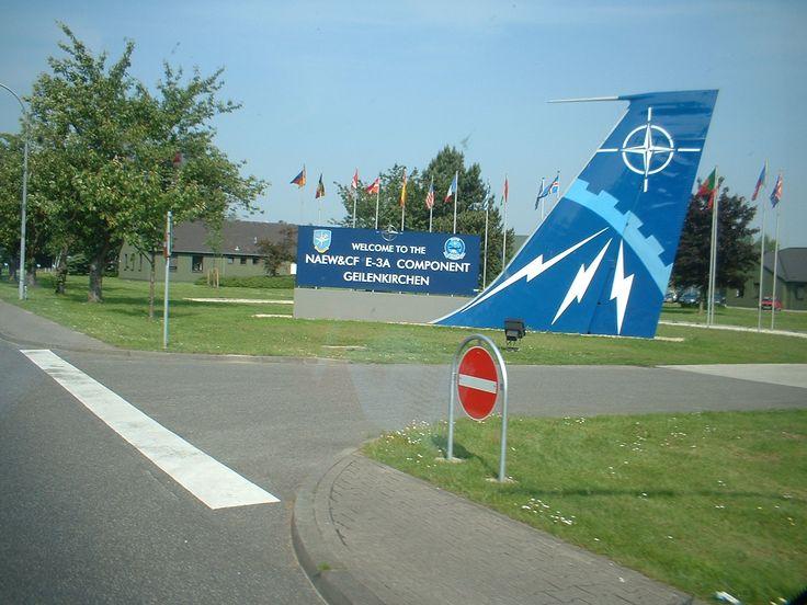 Geilenkirchen / Geelkerken (Nordrhein-Westfalen, Kreis Heinsberg) - Geilenkirchen Air Base