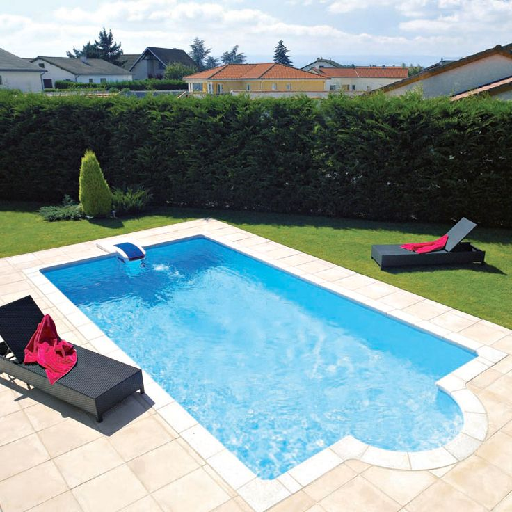 Les 25 meilleures id es de la cat gorie piscine for Mini piscine rectangulaire