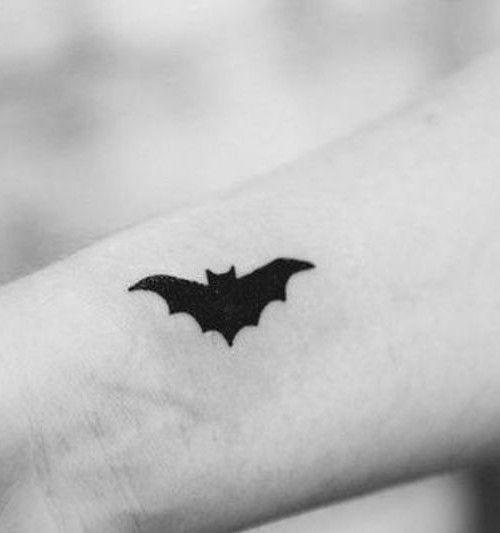 awesome Tattoo Trends - Creative Bat Tattoo Designs | Tattoo Art Club – Free Tattoo Designs & Idea... Check more at http://tattooviral.com/tattoo-designs/tattoo-trends-creative-bat-tattoo-designs-tattoo-art-club-free-tattoo-designs-idea-2/