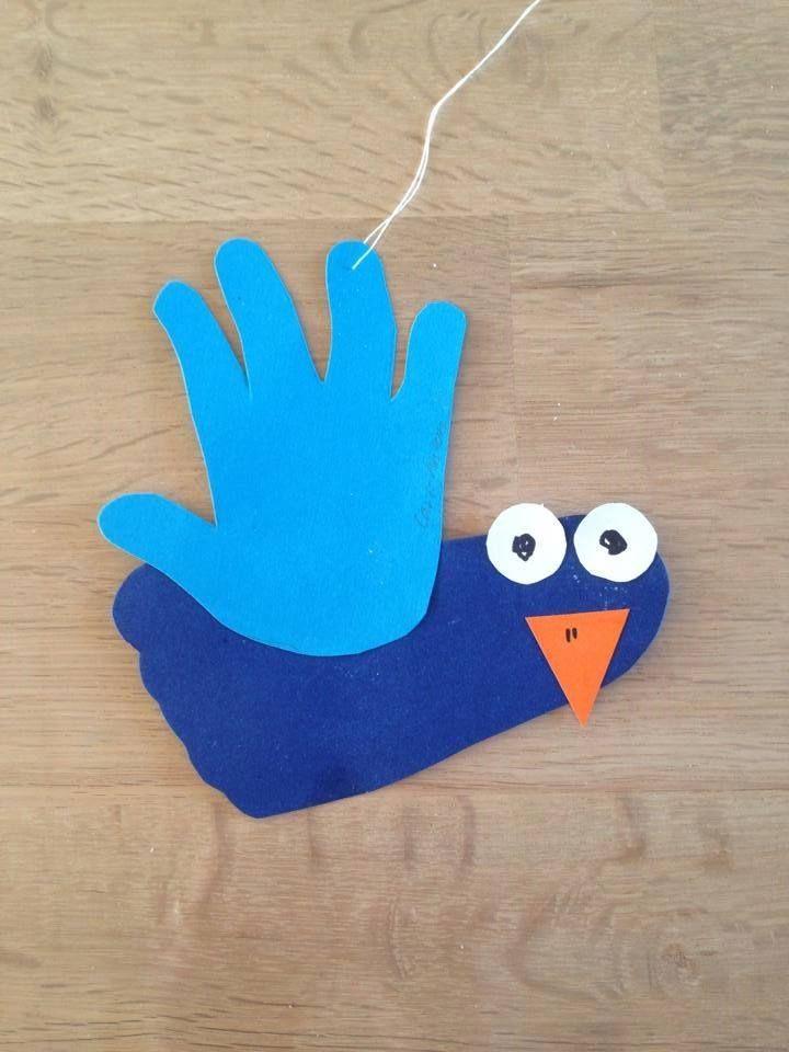 hånd og fod fugl