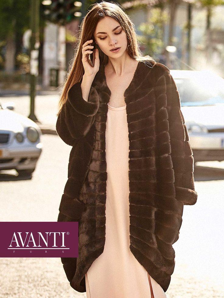AVANTI FURS - MODEL: ALBERTINE 2 MINK JACKET with Leather details  #avantifurs #fur #fashion #mink #luxury #musthave #мех #шуба #стиль #норка #зима #красота #мода #topfurexperts