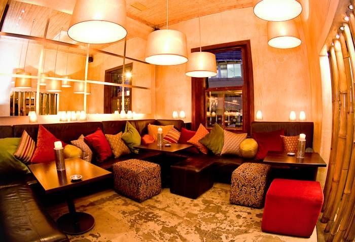 Stunning colorful decor, delectable food and a funky vibe. That is Asoka Bar, 68 Kloof Street, in a nutshell.