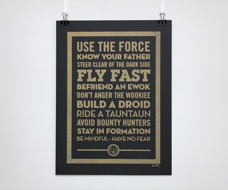 Dont anger the wookiee  Star Wars theme poster by ChattyNora, £15.00.  Hand drawn in ink, not printed.  Love.