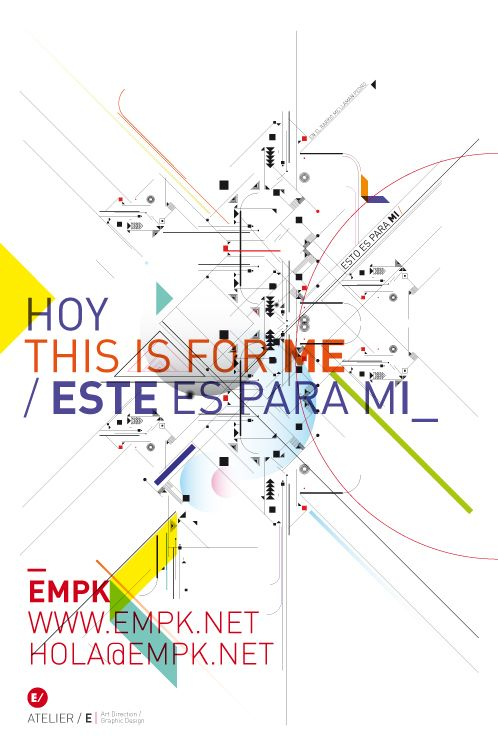 This is for me by Diego Bellorin, via Behance