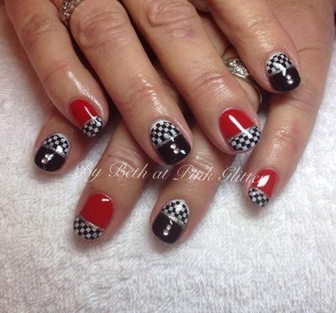 Bathurst Racing nail art - Best 25+ Nascar Nails Ideas On Pinterest Racing Nails, Pretty