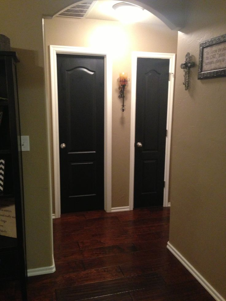 88 Best Painted Doors Images On Pinterest Painted Doors Painted Front Doors And Black