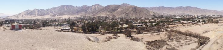 Copiapó, sector relave de la Hochschild. Foto de José Galaz Campillay.