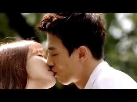 kiss drama korea - All kiss scene of Kim rae won and park shin hye - how to kiss
