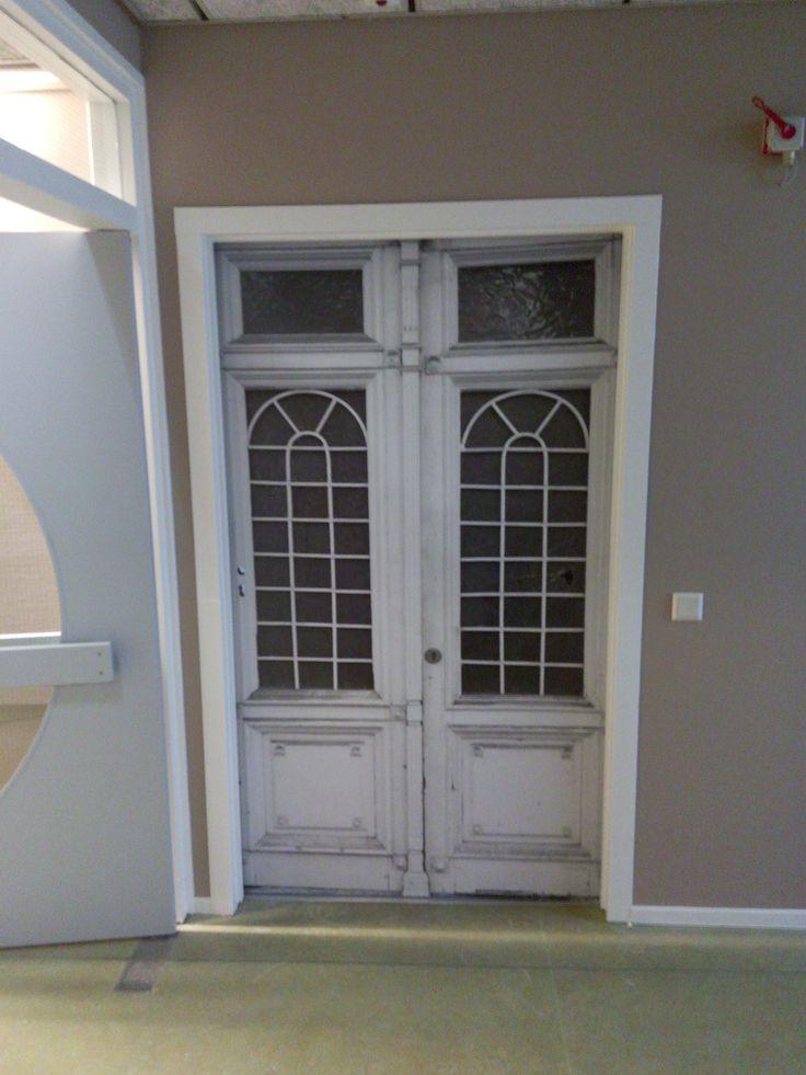 """Zo is je deur snel weer als """"nieuw"""""""