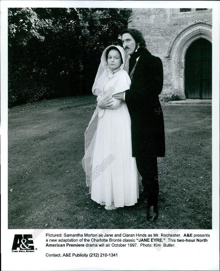 Jane Eyre (1997) Samantha Morton and Ciaran Hinds