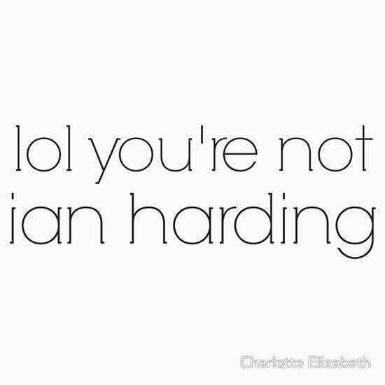 Pretty Little Liars Lol You're Not Ian Harding