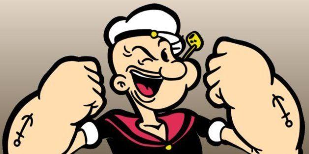 New Popeye Movie 2015!