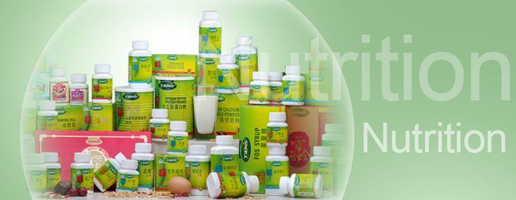 Produk-produk Tiens