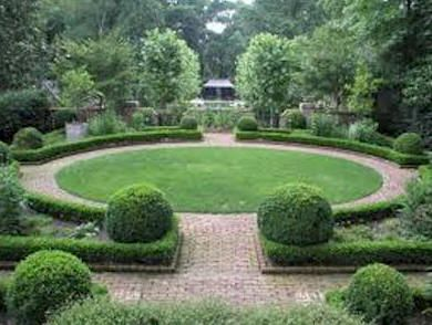 Circular Lawns   Google Search