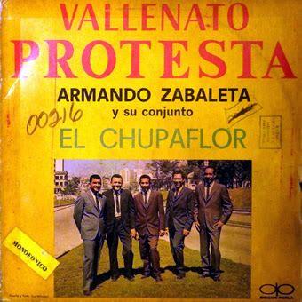 SALSA,,,,,Y MAS ,,,: Armando Zabaleta  y  su conjunto  -  El chupaflor