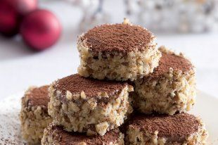 Čokoládové dortíčky - 40x vánoční cukroví   Apetitonline.cz