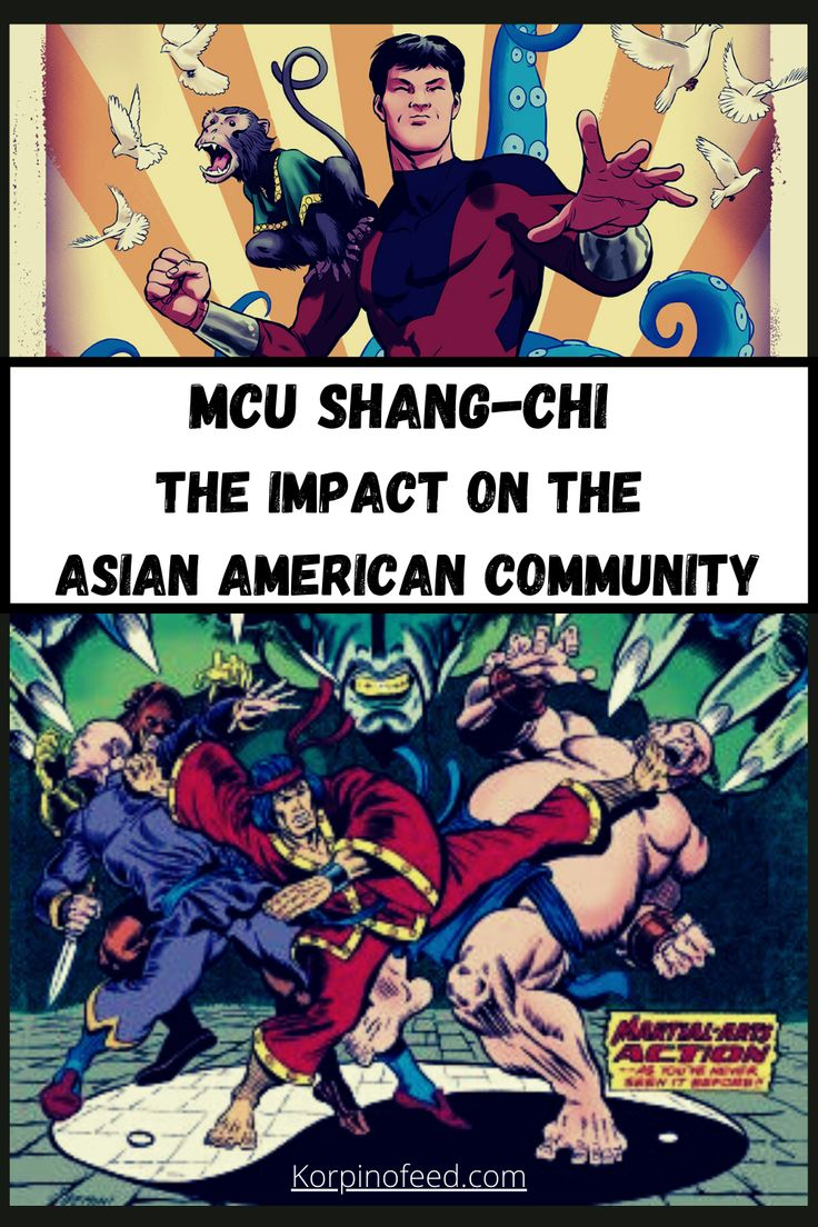Get Ready For Shang Chi Asian Asian American Marvel Movies