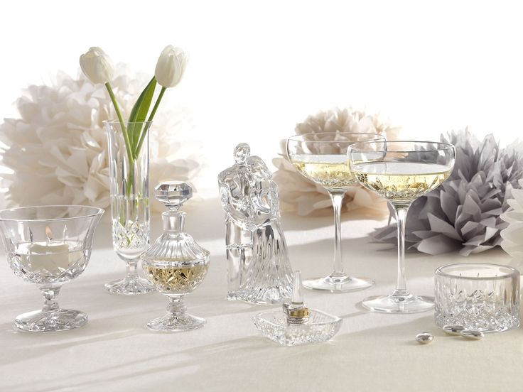 waterford crystal is the perfect wedding gift wedding weddingideas
