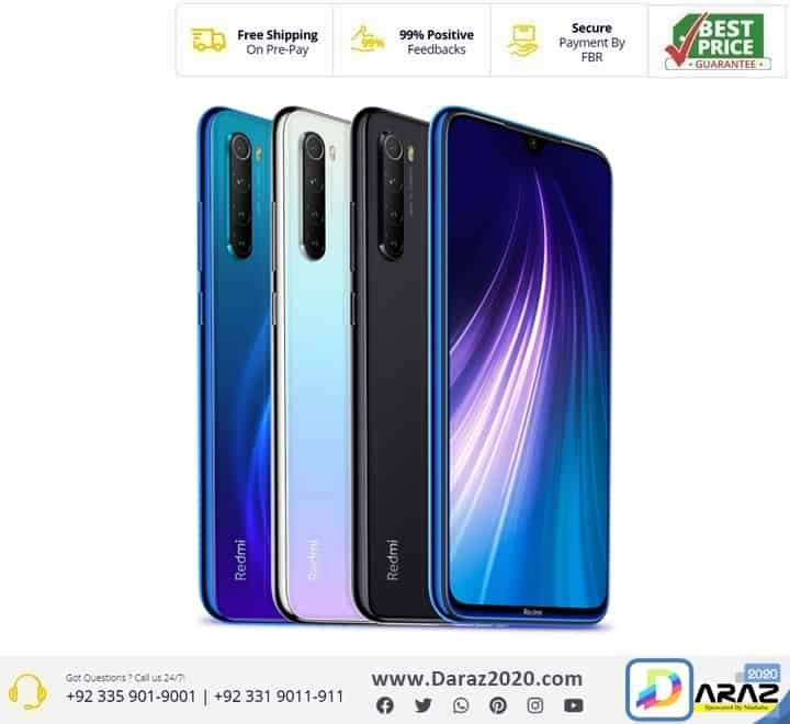 Xiaomi Redmi Note 8 Pro Xiaomi Note 8 Notes