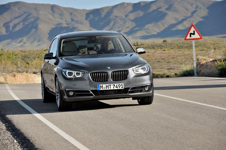 2014 BMW 5 GT LCI LED