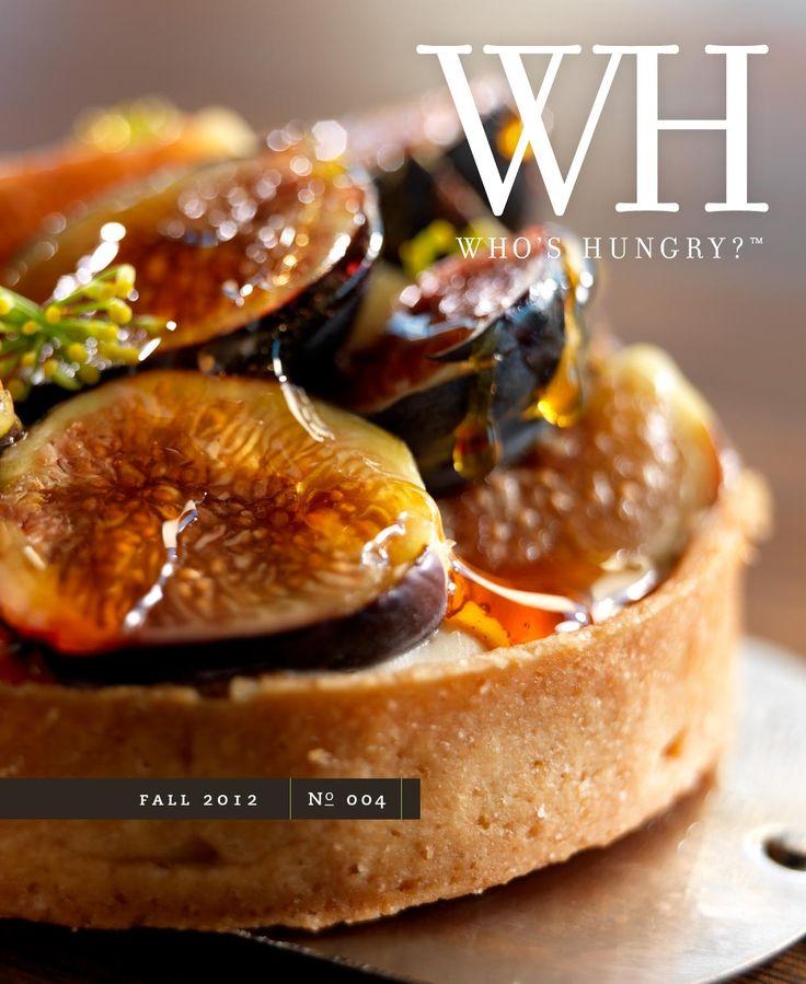 Who's Hungry? Magazine | Fall 2012 | No 4
