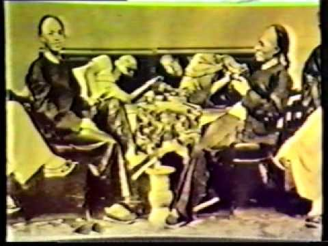 The Second part of the documentary about the Opium wars (MS) A Gentleman's Trade Part 2