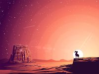 Great Landscapes on @dribbble http://buff.ly/1K8ftTx #dribbble #landscapes #design #illustration #graphic