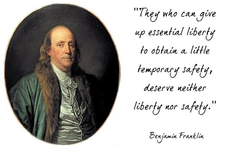 reasons why freedom should be given