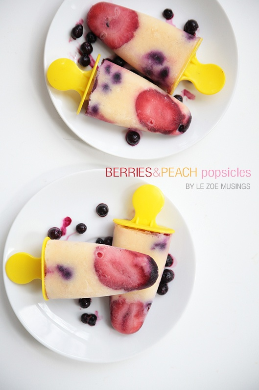 ... and Popsicles on Pinterest | Popsicles, Sorbet and Raspberry popsicles