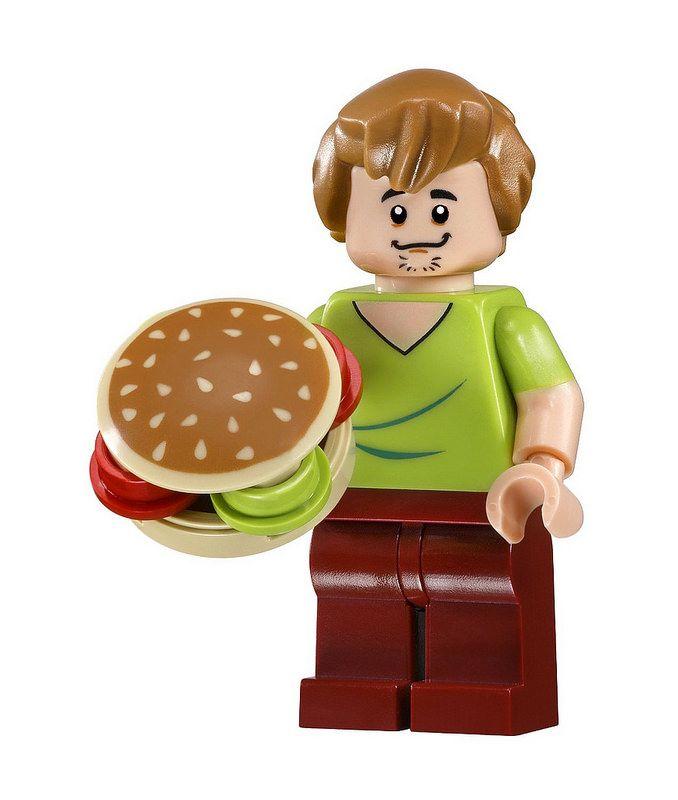 LEGO Scooby-Doo Mummy Museum Mystery (75900) #LEGO #LEGOScoobyDoo #ScoobyDoo