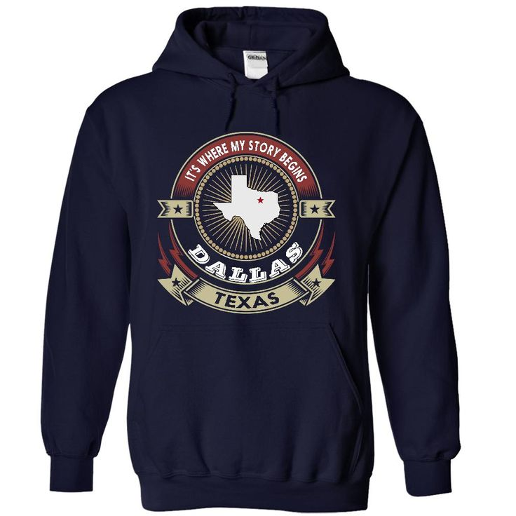 Texas-Dallas*Just Released - New Limited Edition Design*  **Not available in stores** =>Get your tee or hoodie available in 8 colors Born